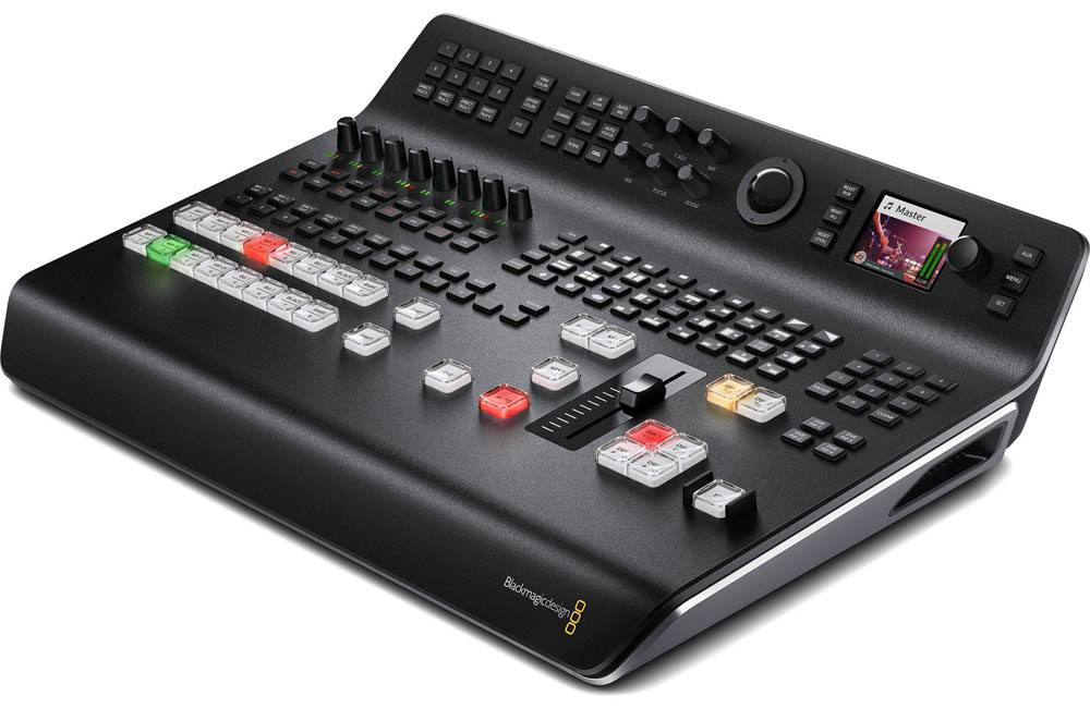 Blackmagic Atem Television Studio Pro Hd Switcher Swatemtvstu Prohd Bmd