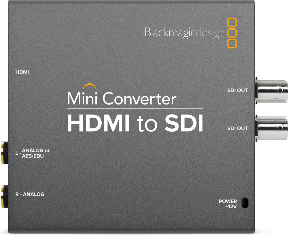Blackmagic hdmi to sdi 2 convmbhs2 mini converter for Convert image to blueprint online