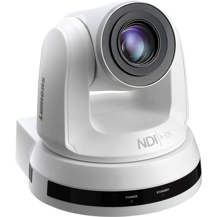 NDI|HX PTZ Camera - White