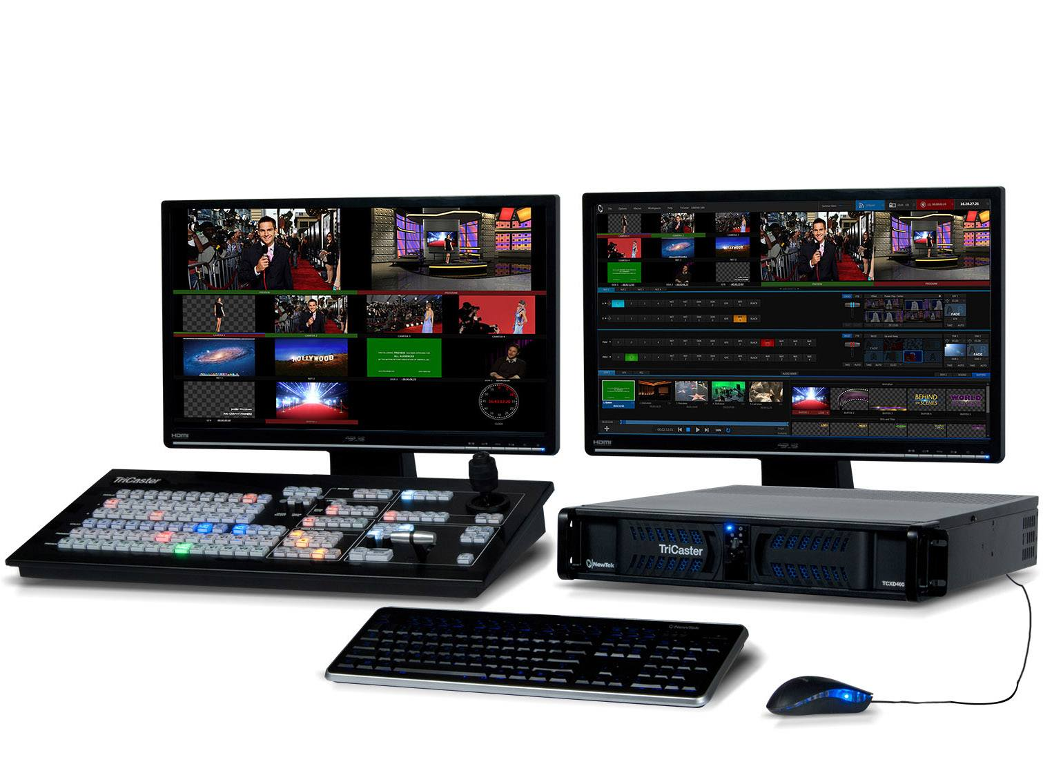 FIXING the TriCaster Software Update link