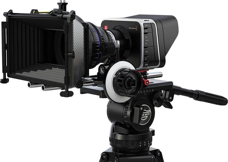Blackmagic Cinema Camera EF - CINECAM26KEF - BMD