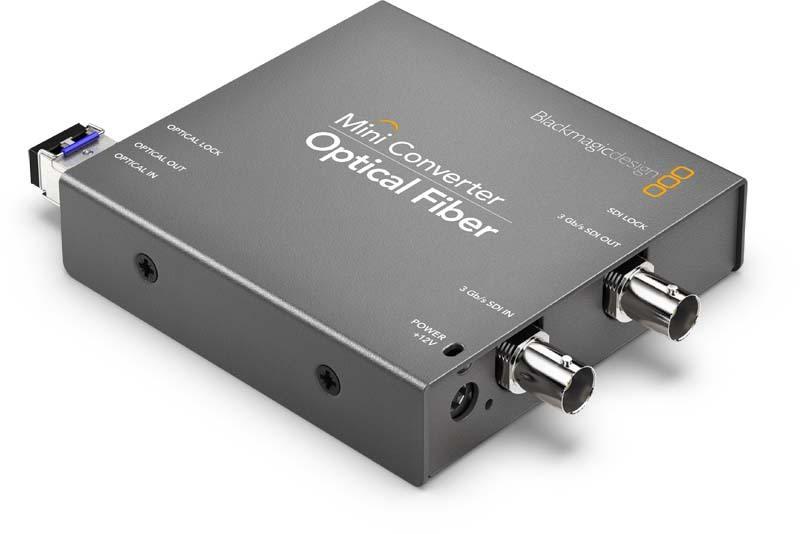 Blackmagic Optical Fiber Convmof Mini Converter