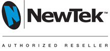 NewTek Authorized Reseller Logo
