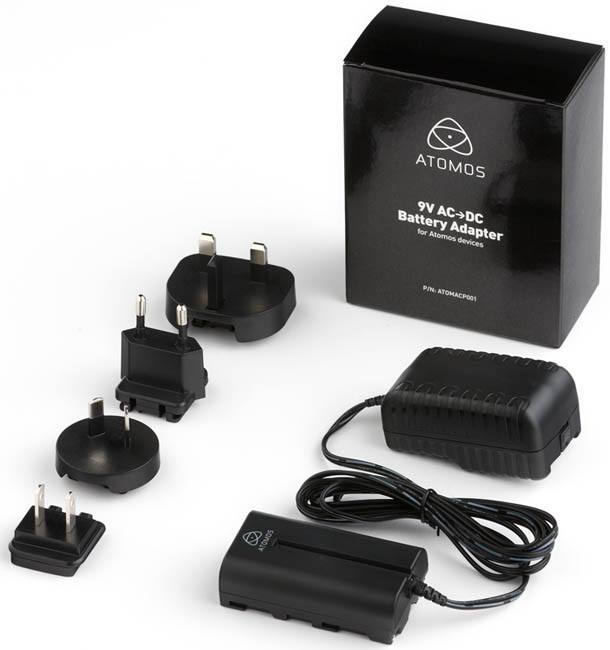 Atomos AC Adapter for Blade series - ATOMACP001