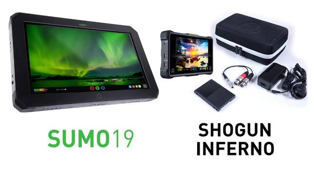 Atomos PRODUCTION KIT - Sumo 19 + Shogun Inferno