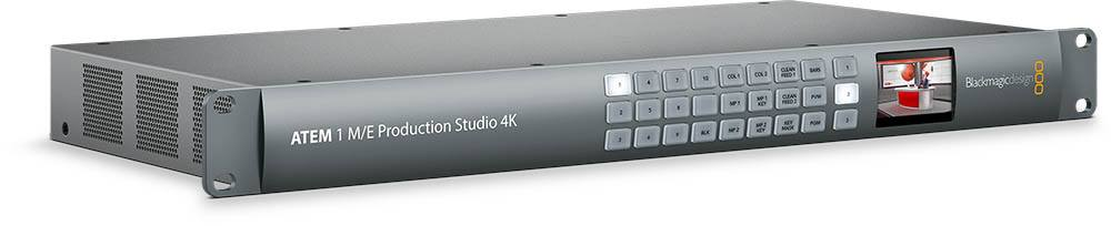 Blackmagic Design ATEM 1 M/E Production Studio 4K - SWATEMPSW1ME4K