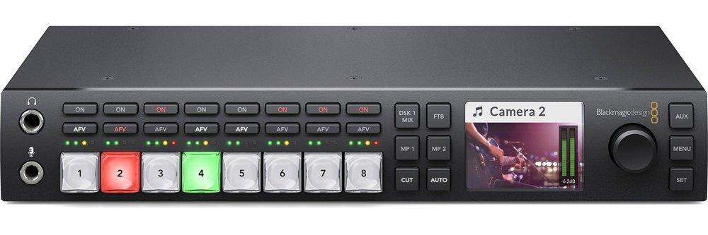 Blackmagic ATEM Television Studio HD Switcher ...