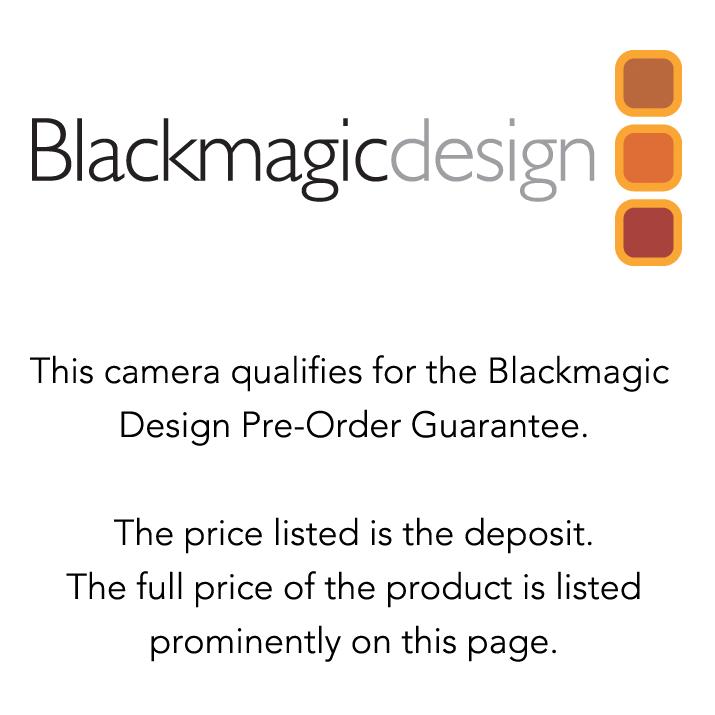 Blackmagic Design Atem Television Studio Pro Hd With Ptzoptics