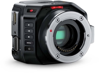 Blackmagic Micro Cinema Camera Blackmagic Micro Cinema Camera, CINECAMMICHDMFT, BMD
