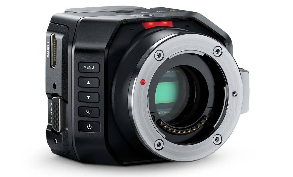 Blackmagic Design Micro Studio Camera 4K UHD - CINSTUDMFT/UHD/MR