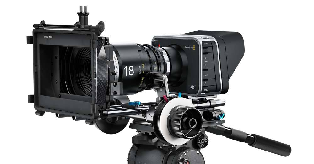 Blackmagic Production Camera 4K PL - CINECAMPROD4KPL - BMD