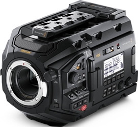 Blackmagic URSA Mini Pro 4.6K G2 - BMD-CINEURSAMUPRO46KG2