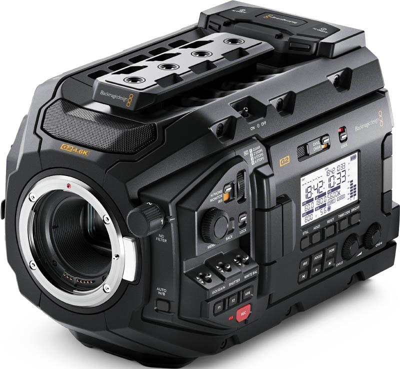Blackmagic URSA Mini Pro 4.6K G2