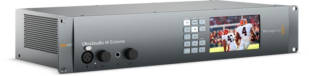 Blackmagic Design Ultrastudio Ultrastudio Mini Recorder Ultrastudio 4k Extreme And More