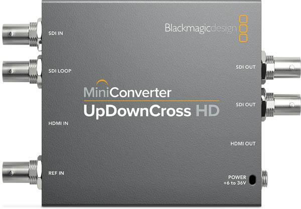 Blackmagic Up-Down-Cross HD - BMD-CONVMUDCSTD/HD