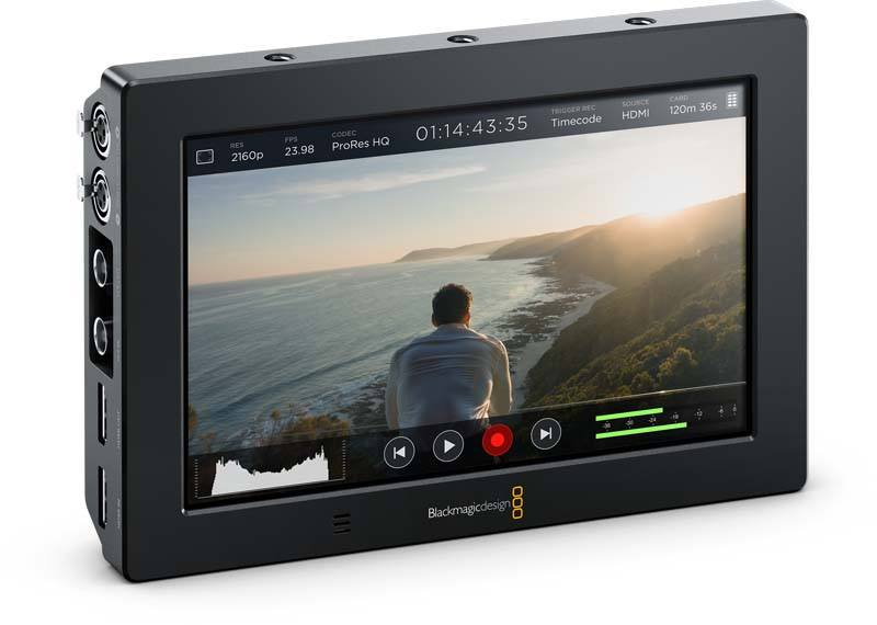 Blackmagic Design Video Assist 4K - HYPERD-AVIDAS74K