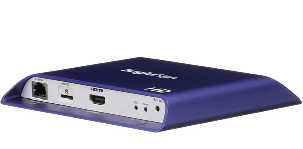 BrightSign HD224 HD Digital Signage Player