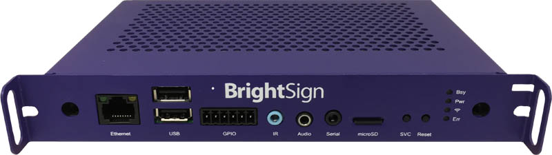 BrightSign HO523 OPS-Compatible Digital Signage Player