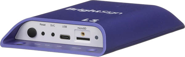 BrightSign LS424 HD Digital Signage Player