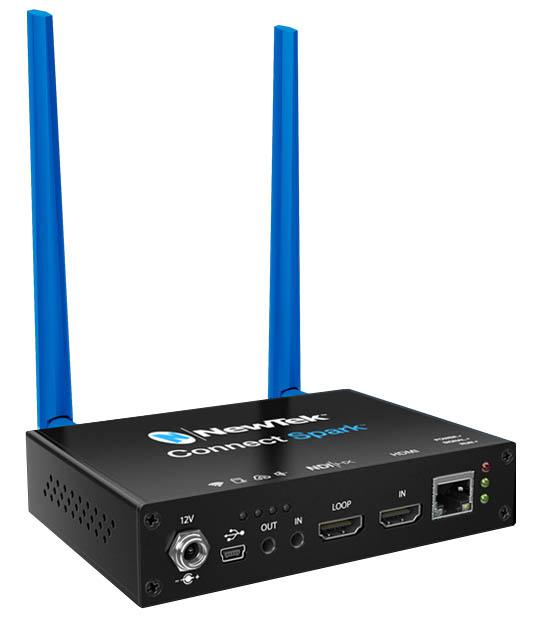NewTek Connect Spark HDMI to NDI Converter - NCS