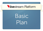 Livestream Platform Basic Plan - Yearly