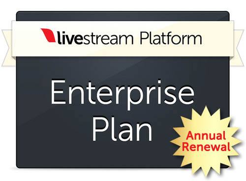 Livestream Platform Enterprise Discounted Renewal