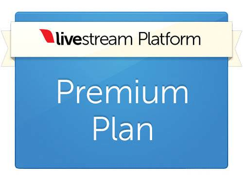 Livestream Platform Premium Yearly Plan