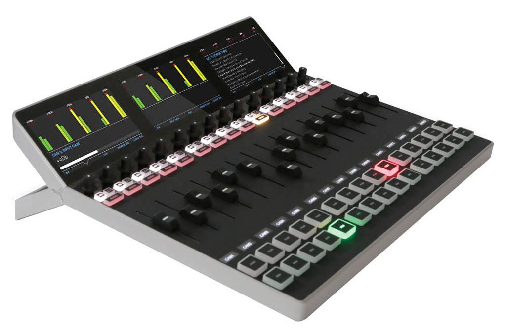 Livestream Studio Surface Track Module