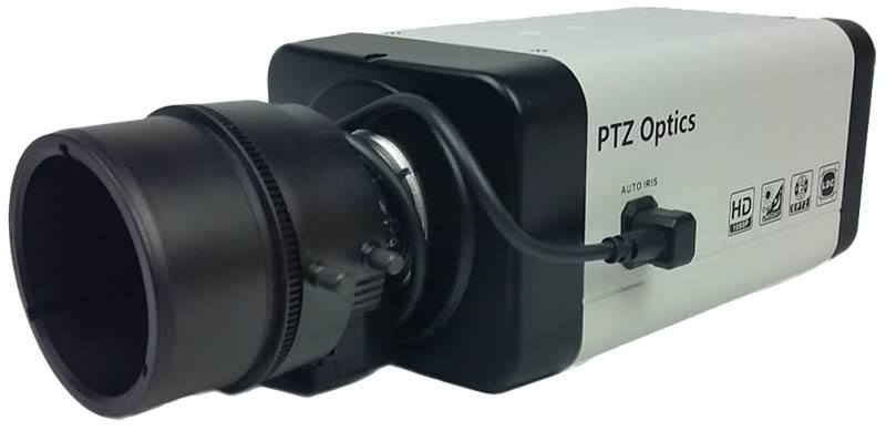 PTZOptics - 3G-SDI, IP Streaming - PTVL-ZCAM-VL - Variable Lens