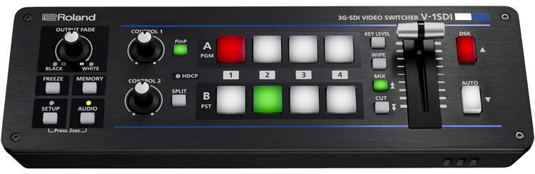 Roland V-1SDI - SDI Video Switcher