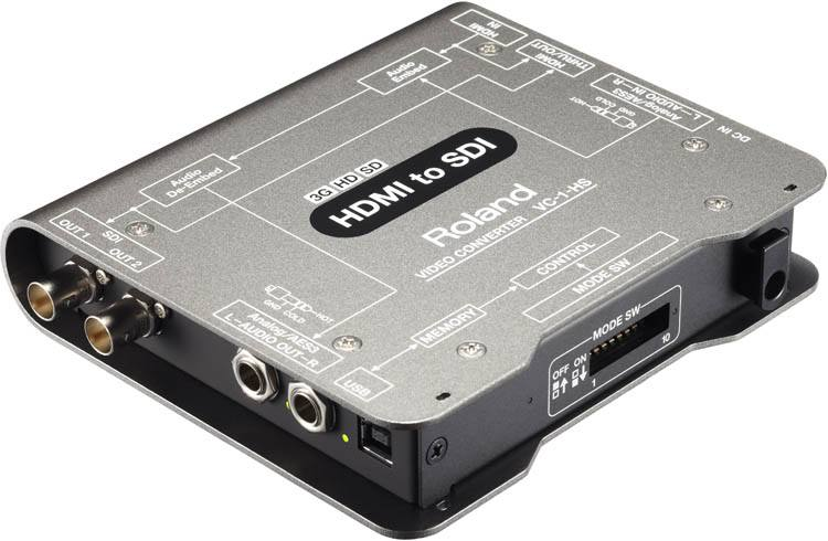 Roland VC-1-HS - HDMI to SDI Video Converter