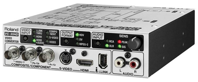 Roland VC-30HD - Video Converter / AV Streaming