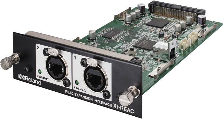Roland XI-REAC - REAC Expansion Interface - angle