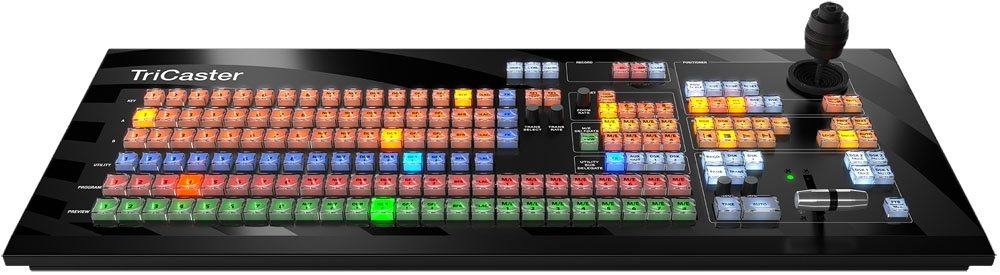TriCaster 860 CS Control Surface