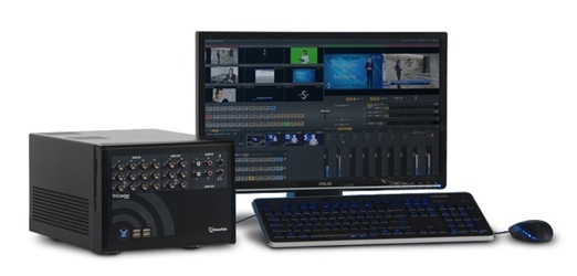 TriCaster 40 v2 with Free HD Monitor