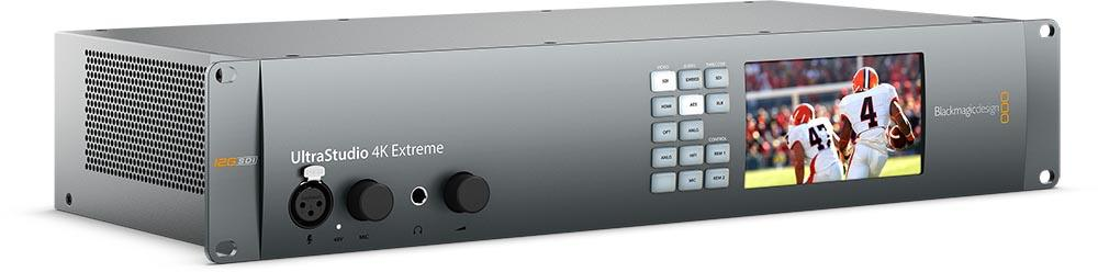 Blackmagic Design UltraStudio 4K Extreme 3 - BDLKULSR4KEXTR3
