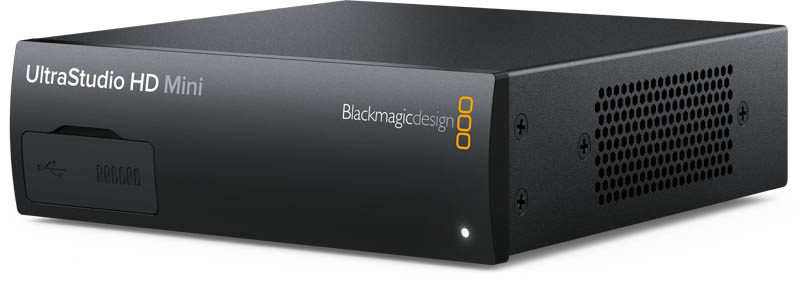 Blackmagic UltraStudio HD Mini - BDLKULSDMINHD