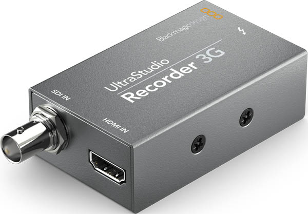 Blackmagic Design UltraStudio Recorder 3G - BDLKULSDMAREC3G