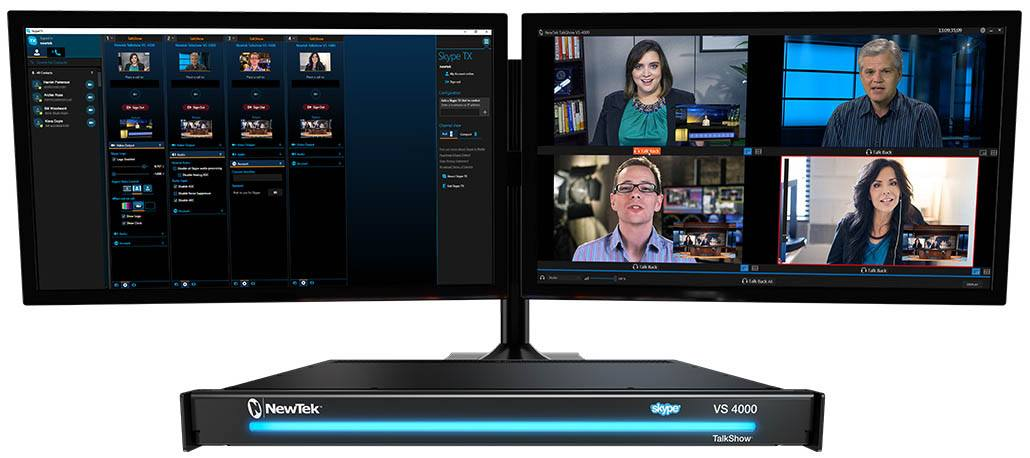 TalkShow Skype - User Interface